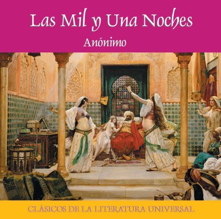 Las Mil y una Noches - CD-audio book cover image