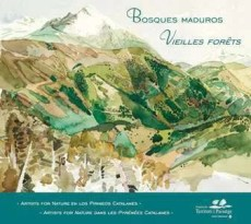 Bosques Maduros / Vielles Forêts book cover image