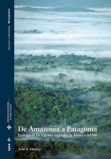 De Amazonia a Patagonia book cover image