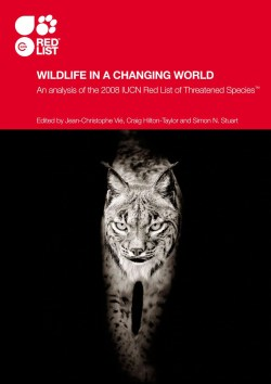 Wildlife in a changing world book cover image