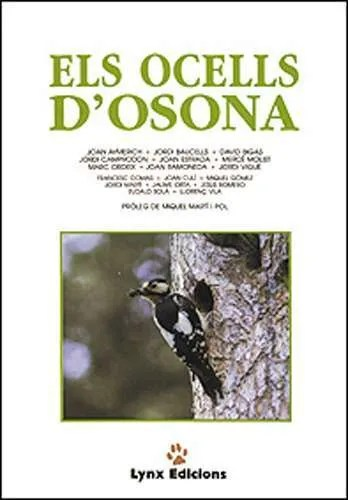 Els Ocells d'Osona book cover image