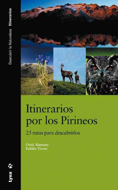 Itinerarios por los Pirineos book cover image