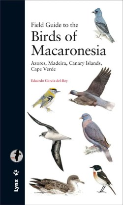 Field Guide to the Birds of Macaronesia book cover image