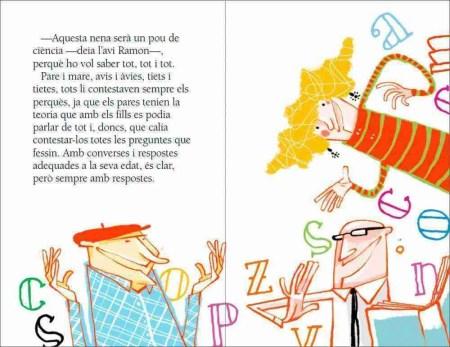 La Mariona Perquès sample page