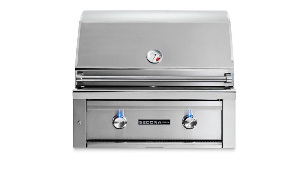 medium resolution of 30 sedona built in grill with 2 stainless steel burners l500 cat body diagram lynx grill wiring diagram