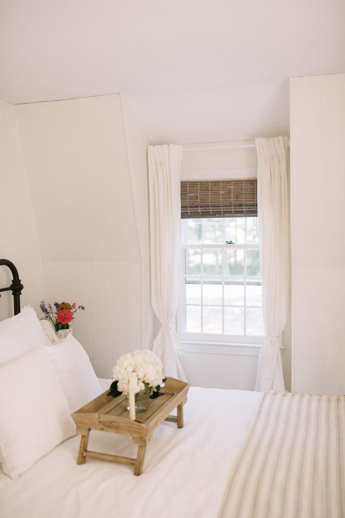 Farmhouse Guest Bedroom Makeover  Lynzy  Co