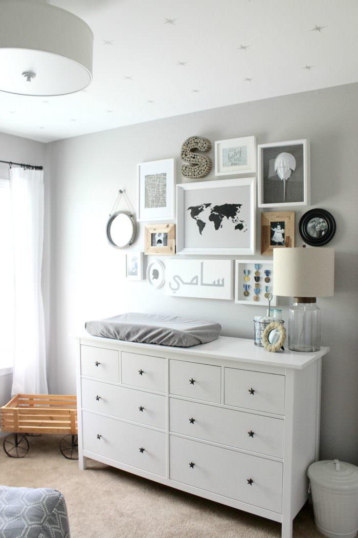 Neutral Hamptons Inspired Nursery  Lynzy  Co