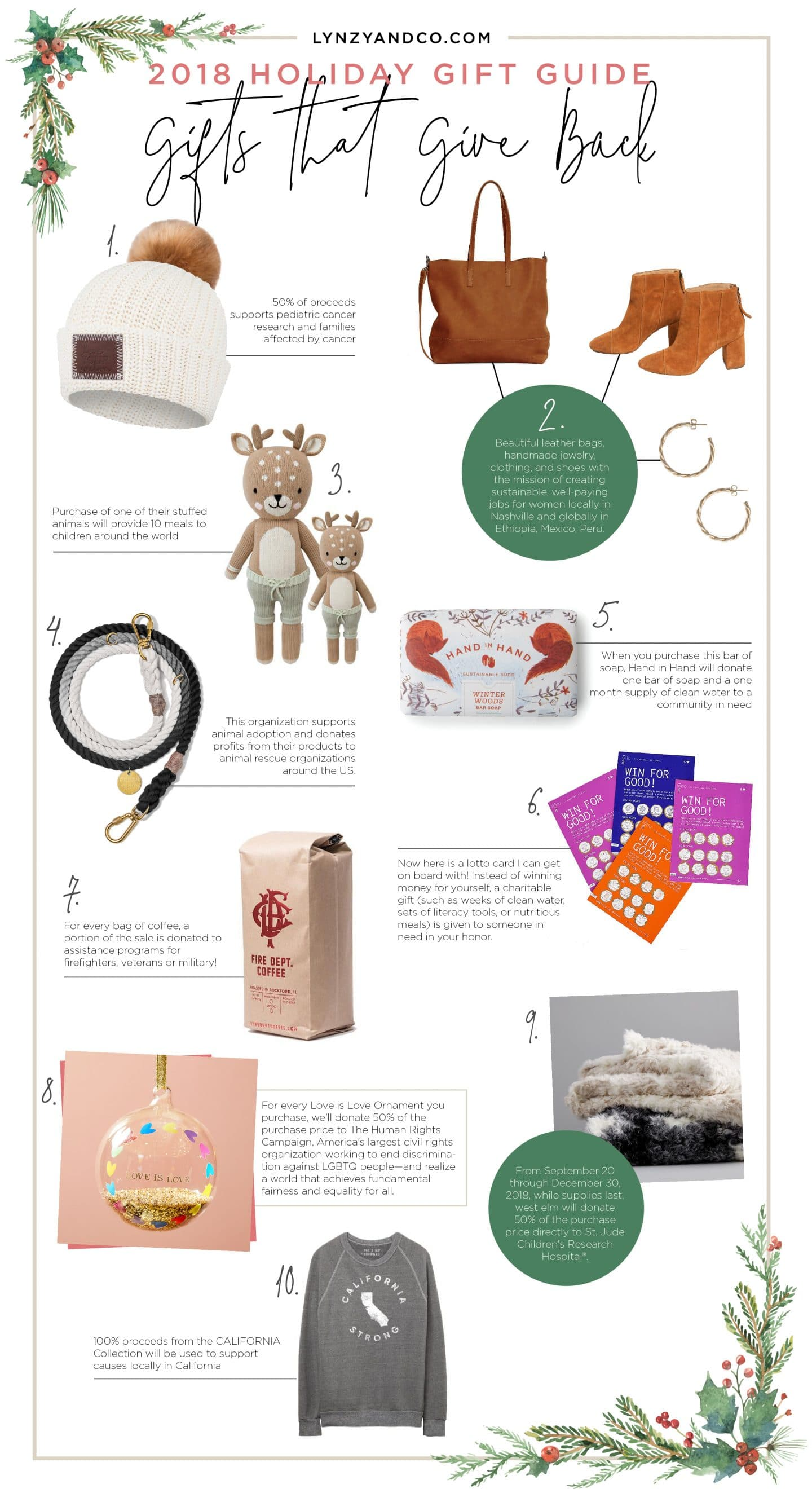 holiday gift guide gifts