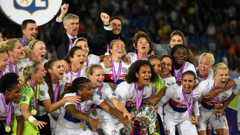 Coupe du Monde 2019  Lyon capitale du football fminin
