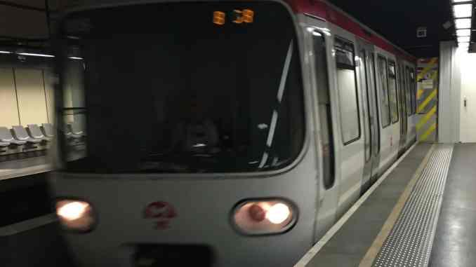Le SYTRAL et ATMO mesurent la pollution dans le métro à Lyon
