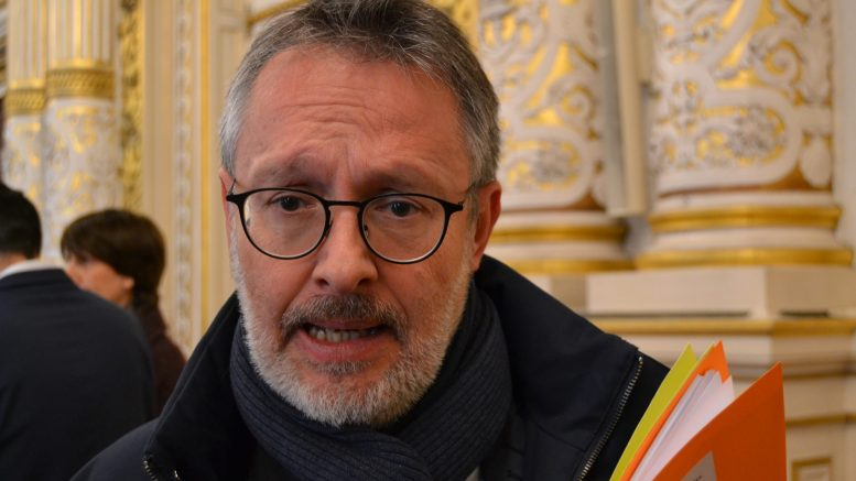 Nicolas Jacquet charte LGBT associations