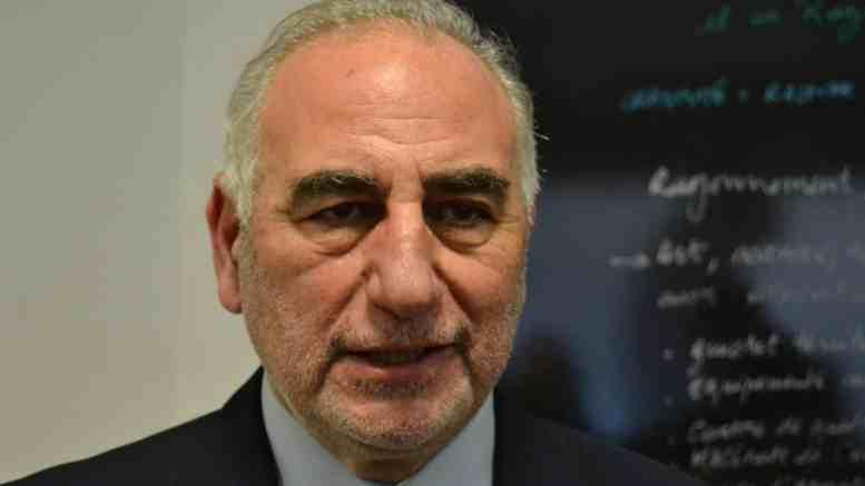 georges Képénékian présente son programme pour les élections municipales