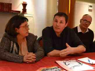 Olivier Minoux présente les têtes de listes Lutte Ouvrière