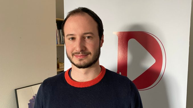 Thibaut Garnier candidat RN aux municipales à Villeurbanne