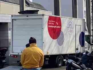 EFS organise une collecte de sang à Villeurbanne