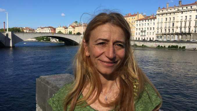 Marie-Laure Boulot, une lyonnaise confinée en Arabie Saoudite