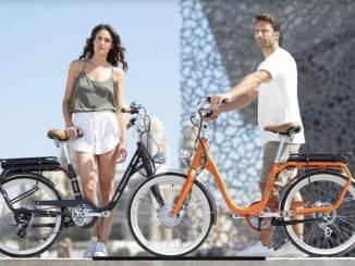 ID MOVING lance le vélo électrique de fonction