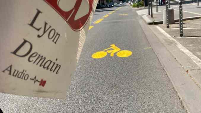urbanisme tactique : la Métropole développe les pistes cyclables et les espaces piétons