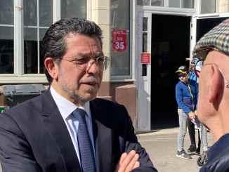 Municipales : Prosper Kabalo fait campagne après avoir été distancié au premier tour