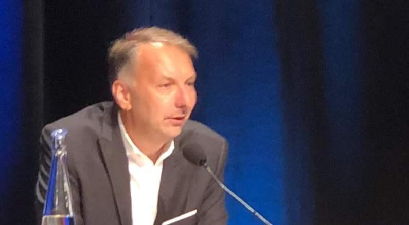 La Métropole de Lyon a un nouveau président : l'écologiste Bruno Bernard