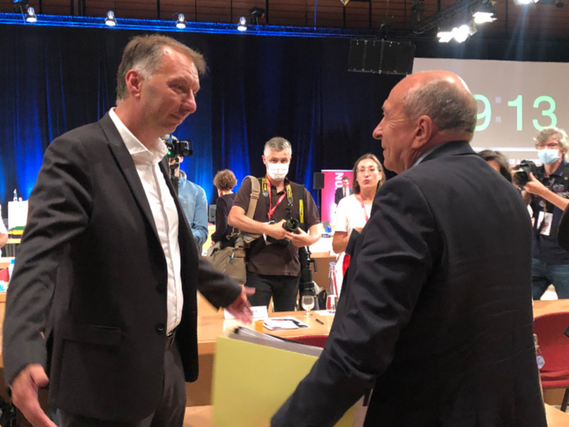 Bruno Bernard succède à Gérard Collomb