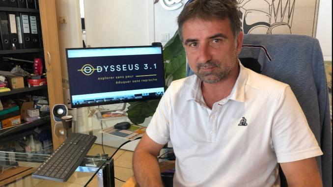 Odysseus est un club de plongée dont l'objectif est de sensibiliser à l'environnement