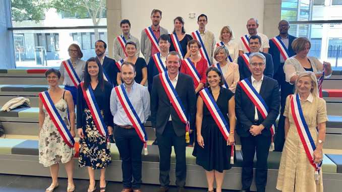 Villeurbanne et les délégations de ses 21 nouveaux adjoints