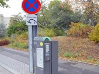Vénissieux installe 6 bornes de recharge pour voitures électriques