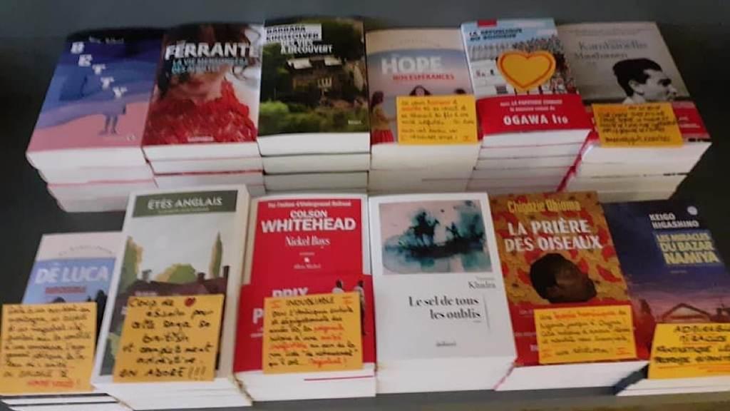 La Poste met en place des tarifs spéciaux pour les libraires
