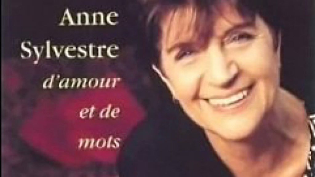 Anne Sylvestre est décédé à 86 ans