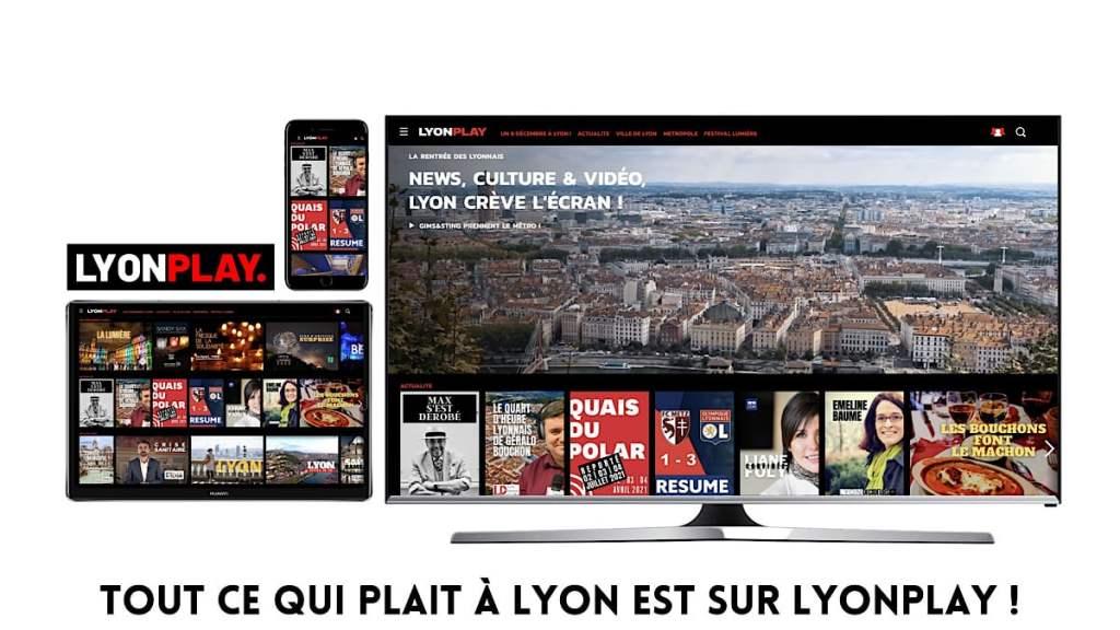Lyonplay plateforme vidéo dédiée à Lyon