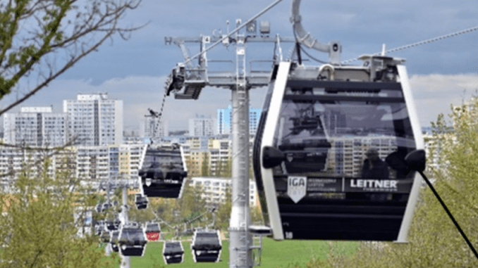 Le SYTRAL veut créer une ligne en télécabine entre Gerland et Francheville