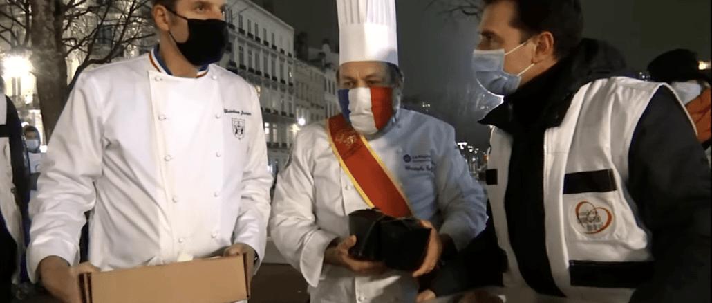 Des repas pour soutenir les cuisiniers et les sans-abri