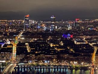 Lyon va éteindre ses monuments pour l'opération Earth Hour initiée par WWF le 27 mars