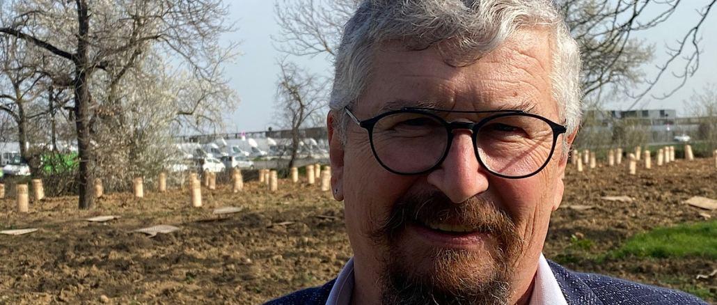 La Métropole de Lyon plante trois forêts urbaines en cette année 2021