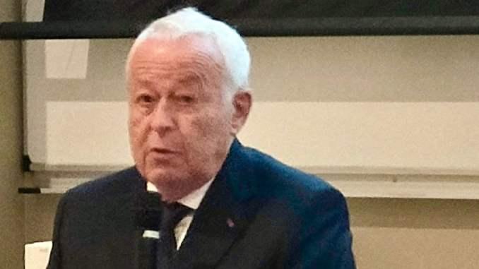 Alain Mérieux analyse la crise du COVID-19 - Lyon Demain