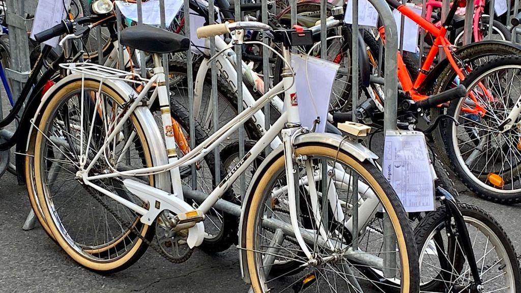 10 000 vélos reconditionnés pour les jeunes d'ici 2025