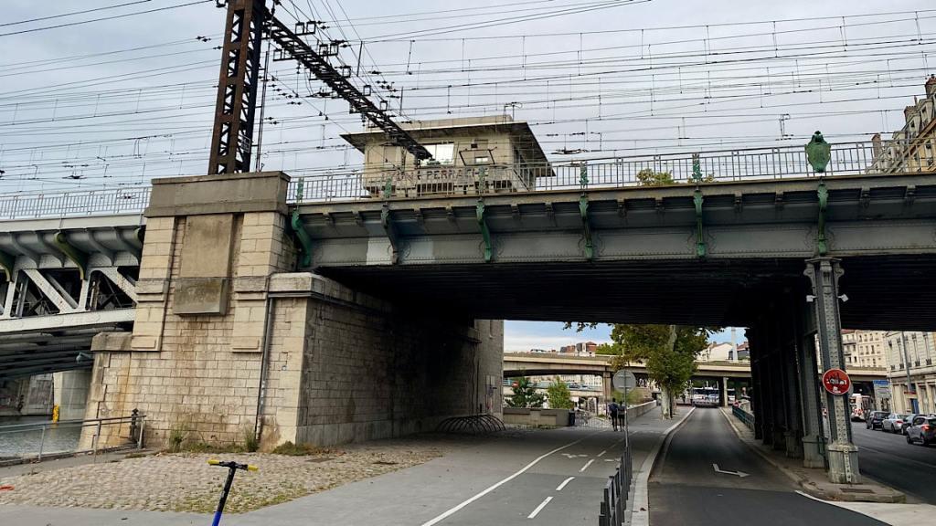 Poste P1 Lyon Perrache