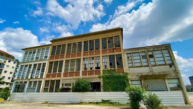 La Halle Nexans accueille la Cité des Halles