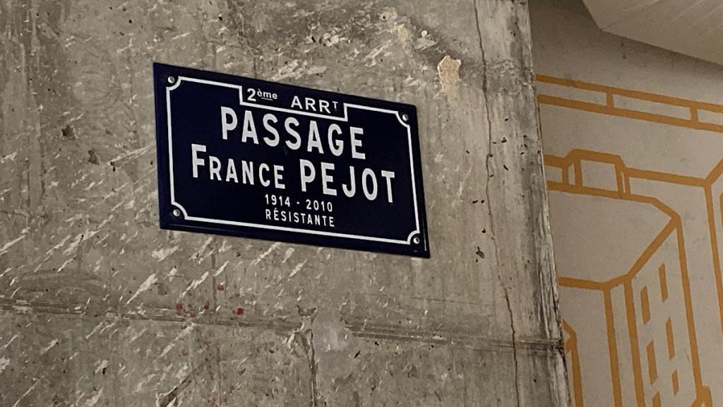 Passage France Pejot