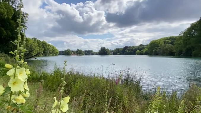 Odusseus 3.1 a tourné un film pour explorer le lac