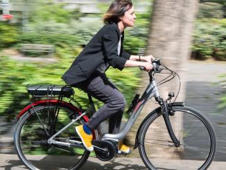 Vélo'V électrique longue durée