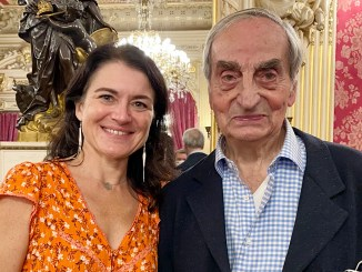 Nathalie Perrin-Gilbert et Charles Juliet