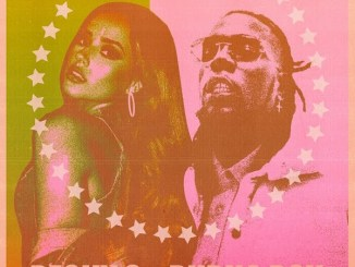 Becky G and Burnaboy rotate