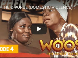 The Divorce (Domestic Violence)-The Court clerk