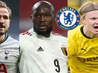 Chelsea 'Will Certainly' Sign a Striker This Summer