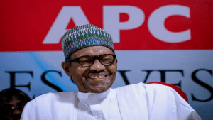 See President Buhari's Shoes That Got People Talking (Photos)