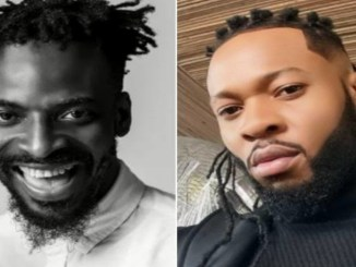 9ice Reacts To Fans Saying Flavour Is Bigger Than His Entire Career