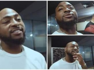American Rapper Busta Rhymes Shares Behind-the-Scenes Clip with Davido as They Hit the Studio Together