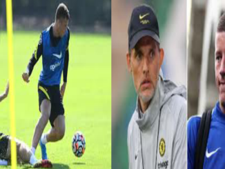 Thomas Tuchel reveals what he told Ross Barkley in talks over Chelsea future